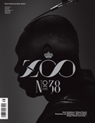 ZOO MAGAZINE - NO. 38 2013